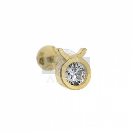 Arany piercing