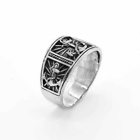 gyűrű antikolt